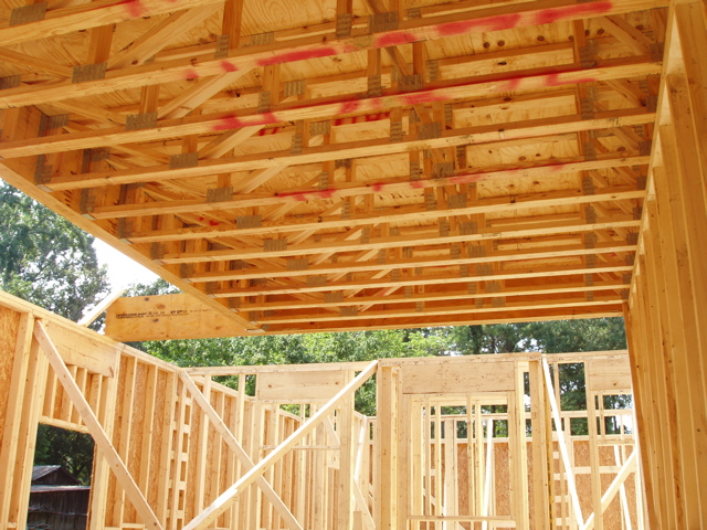 Engineered Beams And Open Web Floor Trusses